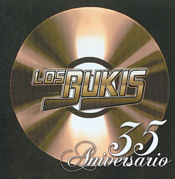 35 ANIVERSARIO BY LOS BUKIS (CD)