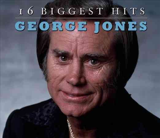 16 BIGGEST HITS:GEORGE JONES BY JONES,GEORGE (CD)